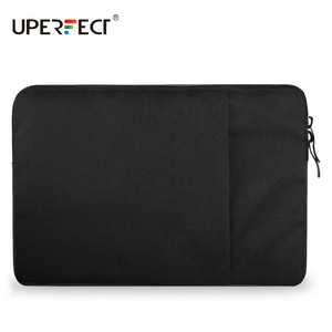 UPERFECT Laptop Sleeve Bag with Pocket for MacBook Air Pro Ratina 11.6/13.3/15.6 Inch Notebook Case Cover Dell HP