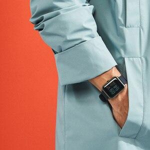 Image 4 - Huami Amazfit Bip Smart Uhr Bluetooth GPS Sport Heart Rate Monitor IP68 Wasserdichte Anruf Erinnerung MiFit APP Alarm Vibration