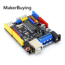 Development board R3 upgrade compatible with Arduino car UNO with motor drive chip CH340 TB6612FNG