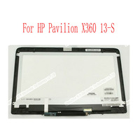 13.3 inch IPS LED LCD Touch Screen Digitizer Assembly For HP Pavilion X360 13 S series 13 S103LA Replacement parts