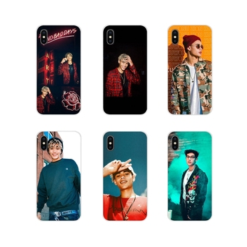 Accessories Phone Cases Covers Zion Kuwonu Prettymuch For Xiaomi Mi4 Mi5 Mi5S Mi6 Mi A1 A2 A3 5X 6X 8 CC 9 T Lite SE Pro image