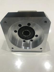 Image 3 - 5 caixa de engrenagens do redutor planetário da engrenagem helicoidal da elevada precisão de acrmin 1 fase para o eixo de entrada do servo motor da c.a. do quadro de 110mm 19mm