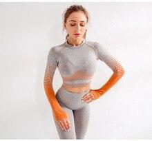 Women's Yoga Suit Workout Set Ensemble Sportswear 2 Piece Set Yoga leggings+Yoga Tops GYM  Yoga Outfits GYM Set Yoga Clothing yoga set page 9