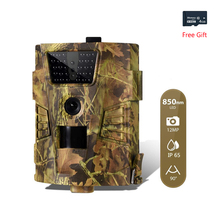 Hunting-Camera Scout Night-Vision Wildlife Trap HT-001B Outdoor Waterproof 1080P 12MP