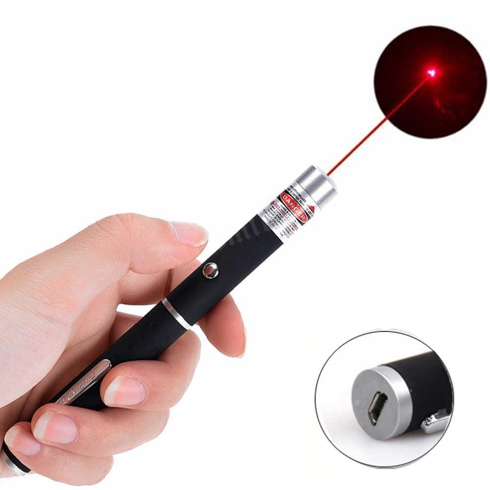 Bolígrafo láser 2020 5MW 532nm, cable 201-500 m, Red USB, rango láser 1000