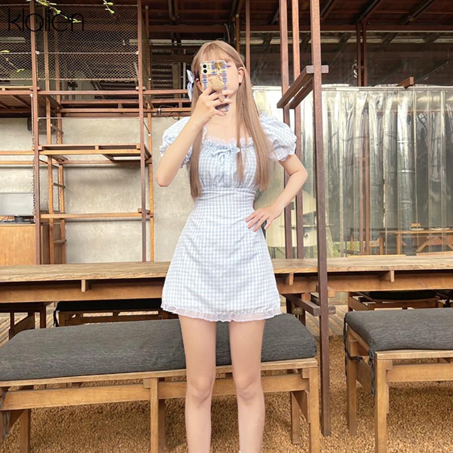 Women Fashion Elegant Party Birthday Festival Cute Bow White Female Mini Dress Summer - dresses