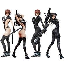 GANTZ:O Shimohira reika Yamasaki Anzu Hdge NO.15 Sexy dziewczyny figurka japońskie Anime dorosłych figurki zabawki Anime rysunek