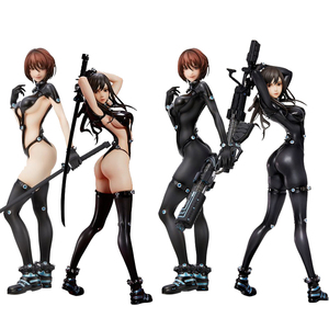 GANTZ:O Shimohira reika Yamasaki Anzu Hdge NO.15 Sexy girls Action Figure japanese Anime adult Action Figures toys Anime figure(China)