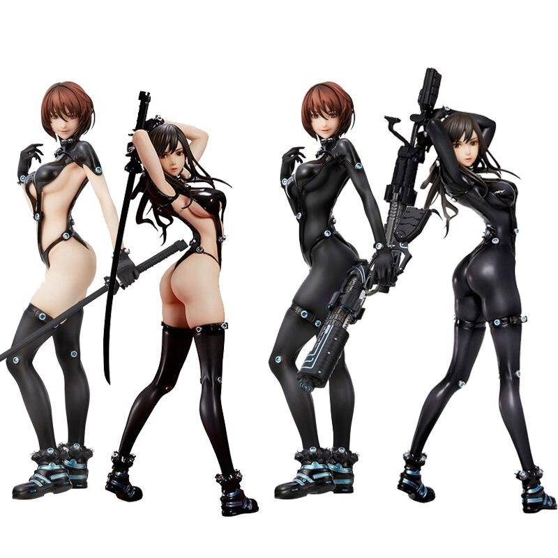 GANTZ: O Shimohira reika Yamasaki Anzu Hdge NO. 15 Sexy mädchen Action Figure japanischen Anime erwachsene Action-figuren spielzeug Anime figur