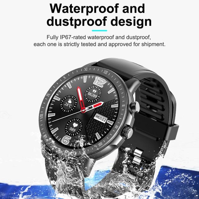 KEA S02 Smart watches IP67 Waterproof