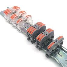 Миниатюрные быстроразъемные соединители для проводов универсальный