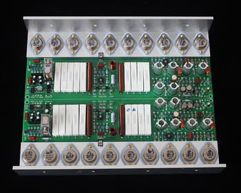 Imitation Switzerland FM711 250W*2 class AB hifi power amplifier board