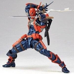 Yamaguchi DC Comics персонаж DeathStroke BJD суставы подвижная фигурка модель игрушки