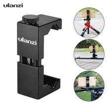 Ulanzi Metalen Smartphone Clip Houder Frame Case Bracket Mount Voor Iphone Voor Huawei Samsung Portret Outdoor Video Fotografie