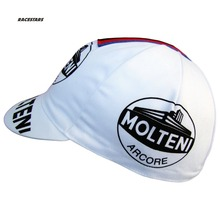 Retro team cycling caps white bike wear hat Breathable bicycle classic men and women