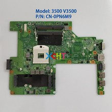 for Dell Vostro 3500 V3500 PN6M9 0PN6M9 CN-0PN6M9 Laptop Motherboard Mainboard Tested & Working Perfect цена и фото