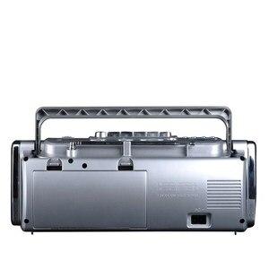 Image 4 - Панда 6610 лента Регистраторы радио маленький двойная Динамик лента английский плеер двухполосный радио