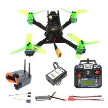 RTF FPV Racing Drone 135mm Mini F3 OSD 2S RC Quadcopter 10A 7500KV Brushless 2.4