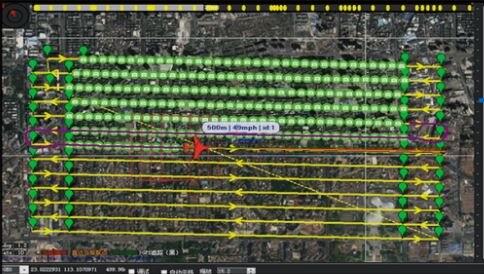 Drone 150-Minute Flight Time, 200km-Flight Distance