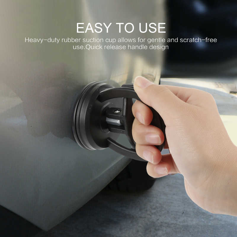 Mini Car Dent Remover Puller Auto Body Dent Removal Tools Sterke Zuignap Auto Reparatie Kit Glas Metaal Lifter Locking nuttig