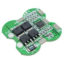 4S 14.8V 40A Li-Ion BMS PCM Battery Protection Board for Lithium18650 Li Battery SXT-18650-4S(China)