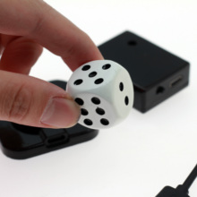 Tricks-Props Prediction Mental Real-Dice Magic Close-Up Stage-Accessories Illusion Wireless