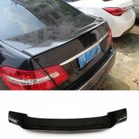 R Style In fibra di Carbonio Tronchi di Spoiler Misura Per Benz 4 Porta E-Classe W212