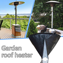 Outdoor-Heater Garden No Cloth Rain-Cover Oxford Snow Silver-Coated And 210D High-Quality