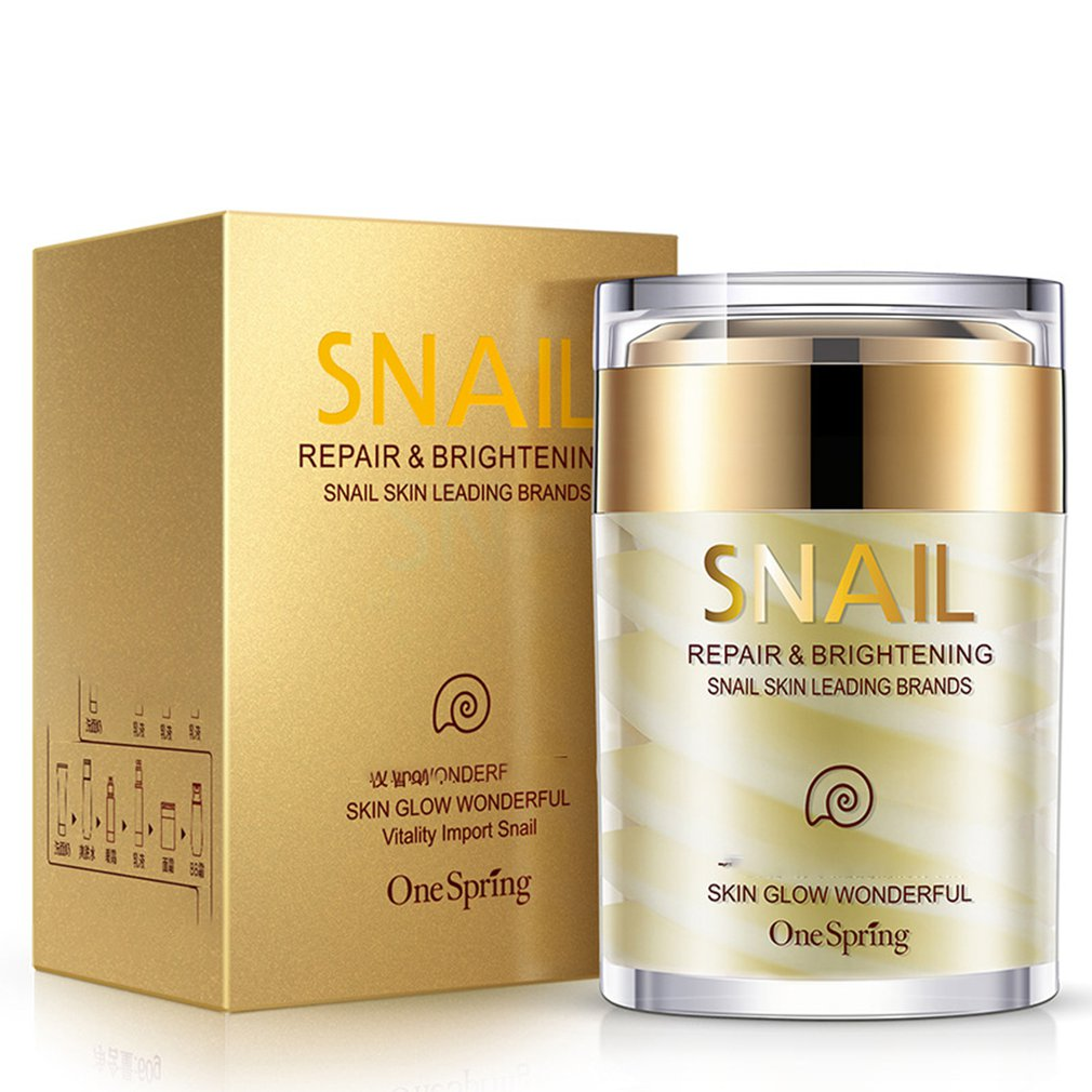Snail Original Essence Liquid Whitening And Hydrating Antioxidant Anti-aging Facial Cream Serum
