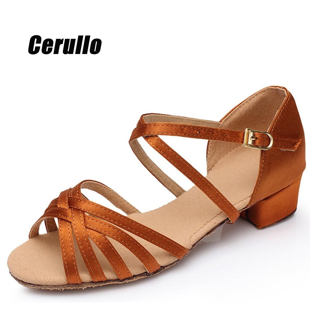 Dance Shoe Latin Woman Salsa Latin Dance Shoes Ladies Girl Kids Tango/Ballroom Dancing Shoes Dance Sneakers Shoes For Latin C01D