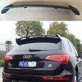 Неокрашенный FRP Q5 ABT Стиль спойлер заднего багажника  крыла для Audi Q5 2009 ~ 2013
