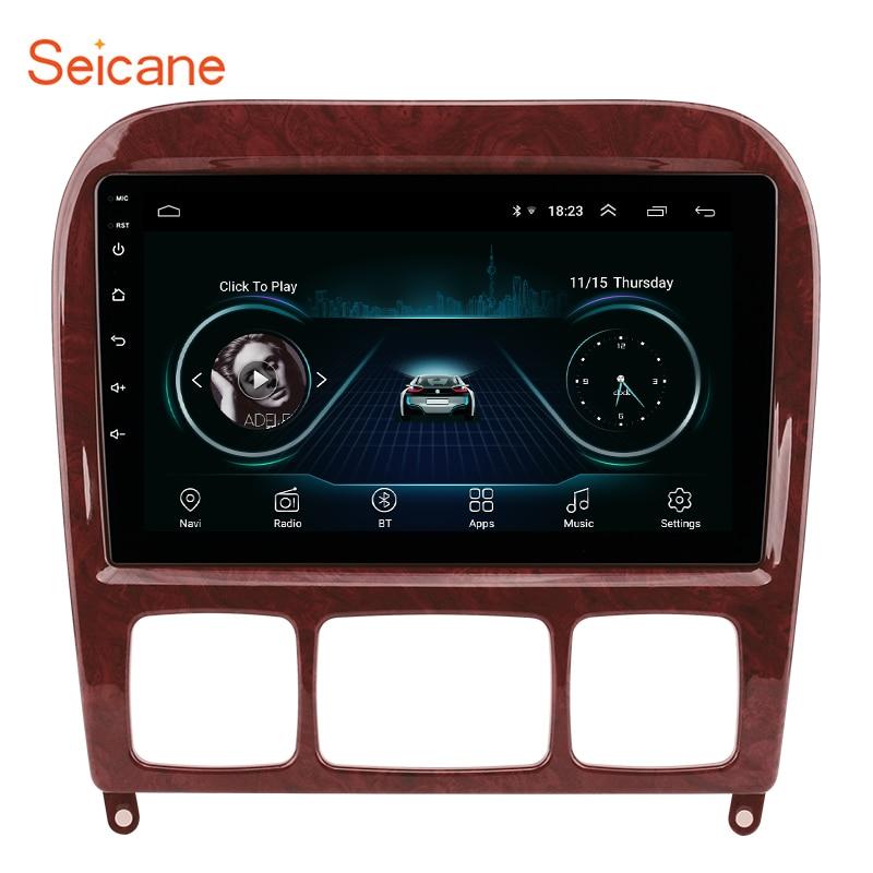Reprodutor multimídia Carro GPS 2Din Seicane 9