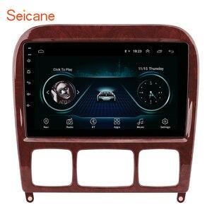 Image 1 - Seicane 2GB Car Multimedia Player GPS 2Din For 1998 2005 Mercedes Benz S Class W220 S280 S320 S350 S400 S430 S500 S600 S55 AMG