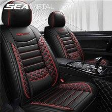 ครอบคลุมที่นั่งรถ Universal ที่นั่ง Protector รถยนต์ที่นั่ง เบาะ SEAMETAL ที่นั่งพรมแผ่นอุปกรณ์เสริมอัตโนมัติ