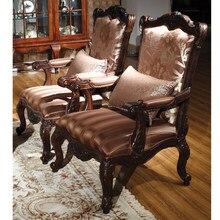 Cadeira do braço do acento do lazer da tela do oem clássico chinês cadeira de braço do acento do braço do acento da tela do oem gh126