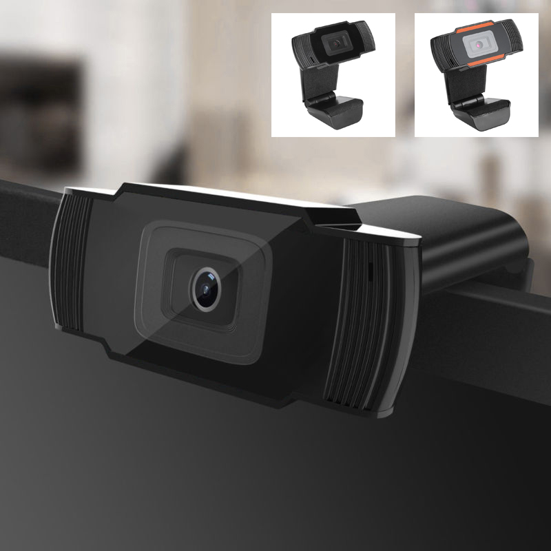 New 720P HD 12 MP Auto USB 2.0 Webcam Camera With MIC For Skype PC Android TV Brand New And High Quality