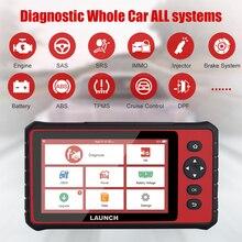 Lansmanı CRP909 OBD2 araç teşhis aracı Wifi tam sistemleri otomotiv tarayıcı ABS SAS DPF EPB yağ sıfırlama OBD 2 tarayıcı lansmanı