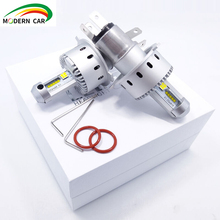 2PCS 6500K H4 LED H7 H11 H8 H4 H13 H1 H3 LED Canbu