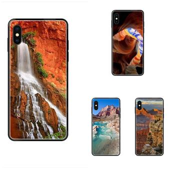 TPU Cool Best Grand Canyon National Park For Samsung Galaxy A5 A6 A7 A8 A10 A10S A20 A20S A20E A21S A30S A40 A50 A70 A71 A70E image