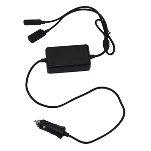 Image 5 - 2 In 1 Car Charger for DJI Mavic Pro Platinum Camera Drone Battery Portable Smart Travel Vehicle Charger Dual Output Charging