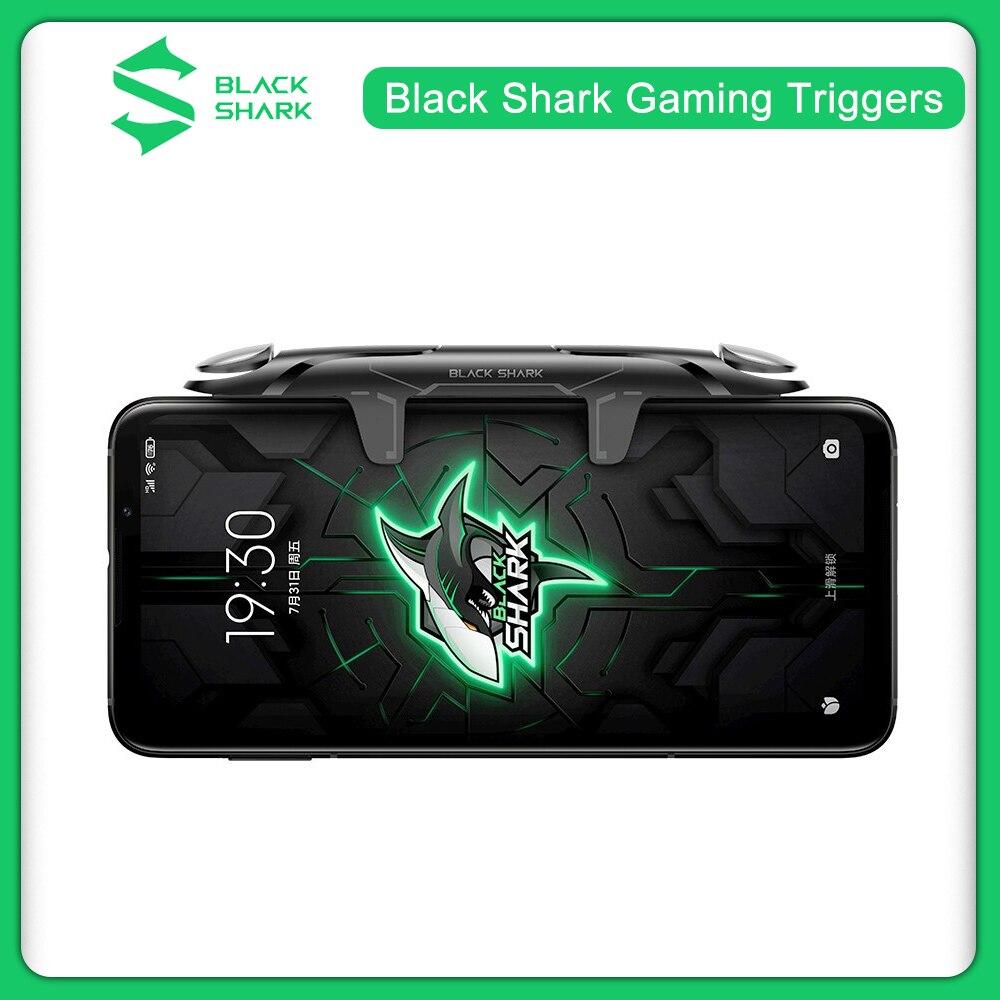 Оригинальный черный Акула триггеры геймпад для смартфона Поддержка Android IOS для Black Shark 3 3S 3 Pro игровой курок