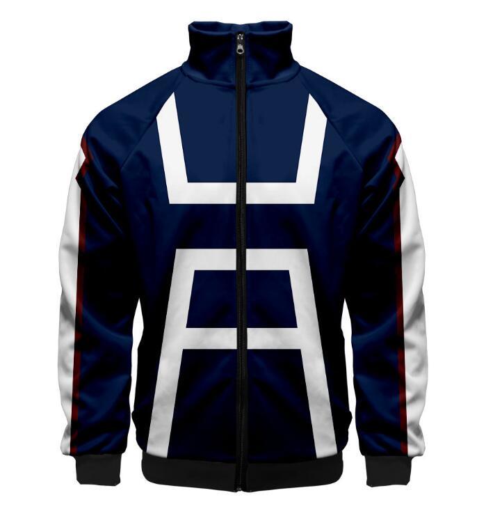 Толстовка Boku No Hero Academy, спортивный костюм, спортивный костюм My Hero Academy, школьная форма, спортивная одежда, костюмы для косплея