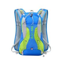 Sports Backpack Bike Cycling Water Bag Outdoor Sports Marathon Running Waterproof Nylon Backpack Mountaineering Bag