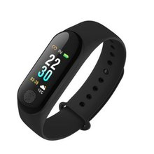 M3plus Smart Wristband Bracelet with Replacement Straps Band Heart Rate Activity Fitness Tracker Watch M3 Pro