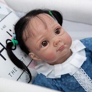 Lifelike Reborn Doll Cloth Body 22