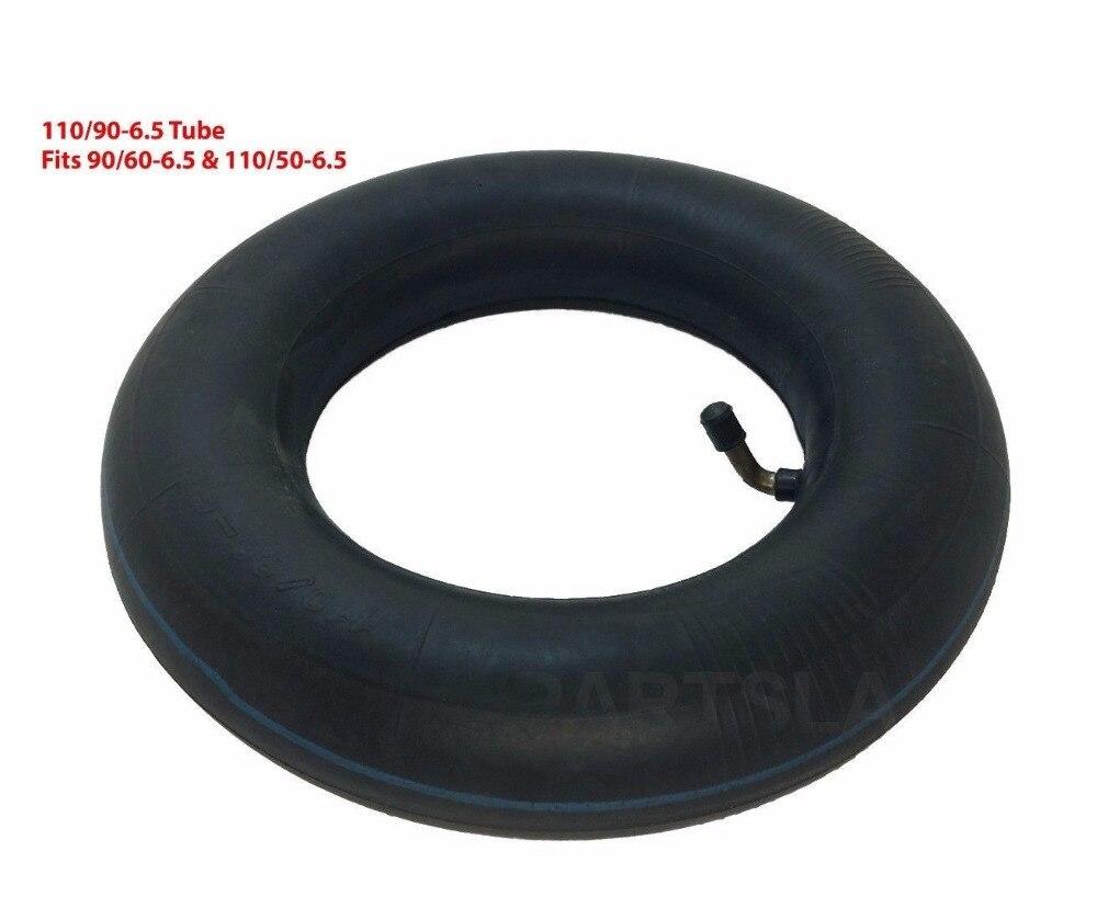 2 Set Tube intérieur pour 90//65-6.5 /& 110//50-6.5 pneus motovox électrique mini Motos