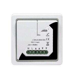 Image 5 - Tuya vida inteligente wi fi módulo interruptor de cortina para o obturador do rolo motor elétrico google casa alexa eco casa inteligente