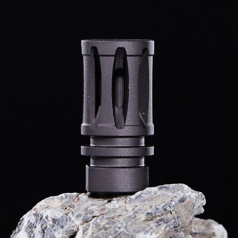Full Metal 14MM CCW M4/M16 A2 Birdcage Flash Hider
