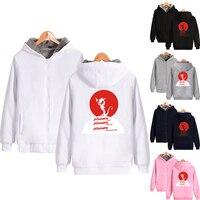 Winter Fashion Mulan Funny Dragon Hoodies Men Women Zipper Hoodie Jackets Long Sleeve Sport Harajuku Hooded Sweatshirts Tops 4XL