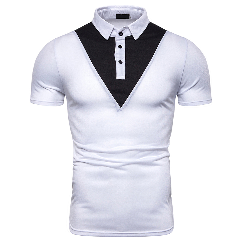 Men Summer Camisa   Polo   Shirts Fashion High Quality Short Sleeve Cotton   Polo   Shirt Brands Breathable Casual Tee Tops Male Clothes